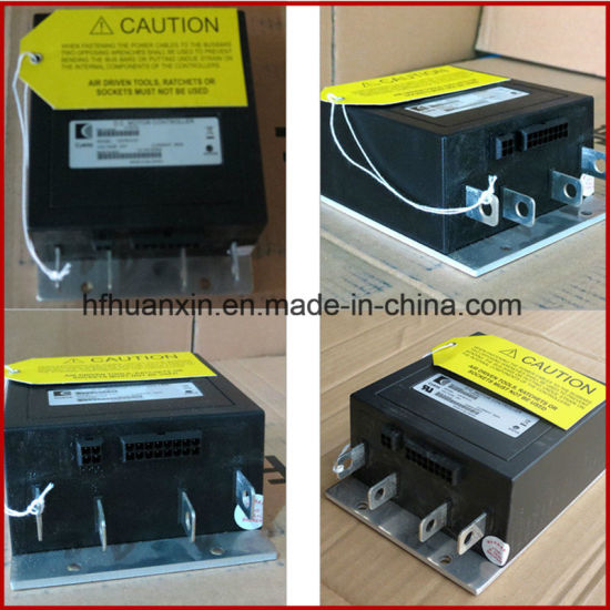 China 1207b-5101 24V-300A Curtis Remote Motor Controller for Walkie