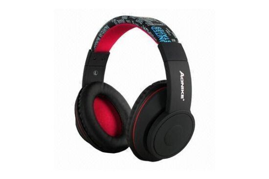 Wireless Noise Cancelling Headband Sports Stereo Foldable Headphone