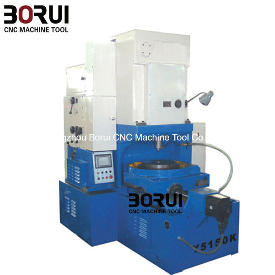 500mm CNC Gear Shaping Machine with High Quality (Y5150K)