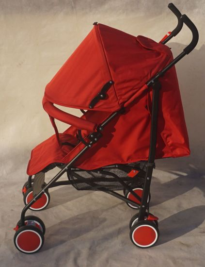 Hot Sales Portable Baby Carriage with 5-Position Adjustment Backrest pictures & photos