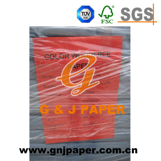 Virgin Pulp Color Printing paper for Printing pictures & photos