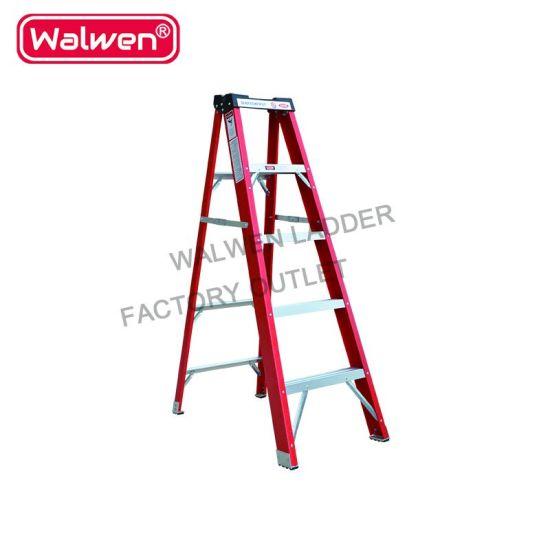 Wondrous China 5 Step Walwen Wholesale Escape Folding Step Frp Ladder Machost Co Dining Chair Design Ideas Machostcouk
