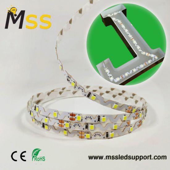 Signage Light Zig Zag Bendable LED Strip with UL Ce RoHS