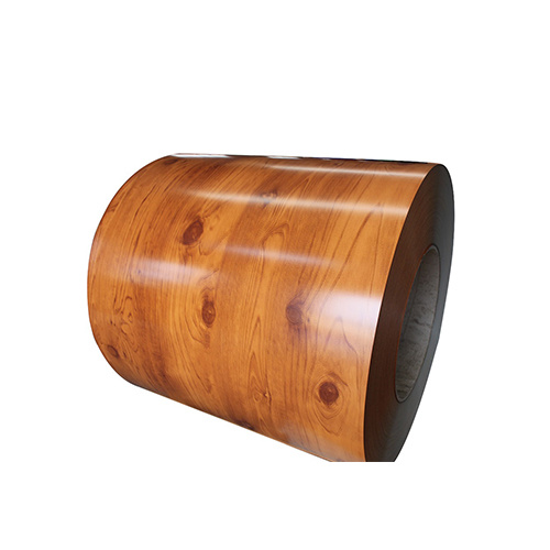 Wood Aluminum Colored Coil Aluminum Sheet for Construction Decoration Material