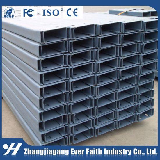 Hot Thin-Wall Steel C Channel