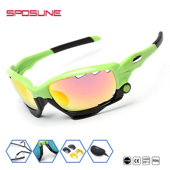 3eddcfa5a4f4 Factory PC Frames Infant Athletic Goggles Youth Sport Sunglasses Unisex  pictures   photos