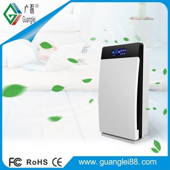 Home Air Purifier with Air Pollution Sensors pictures & photos
