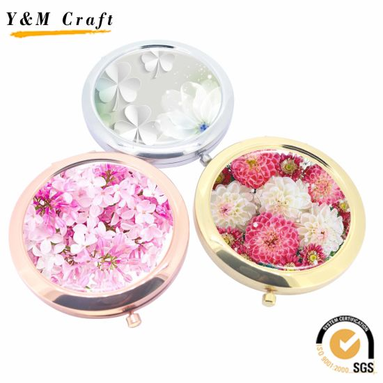 Good Quality Wholesale Compact Mirror Pocket Mirror pictures & photos