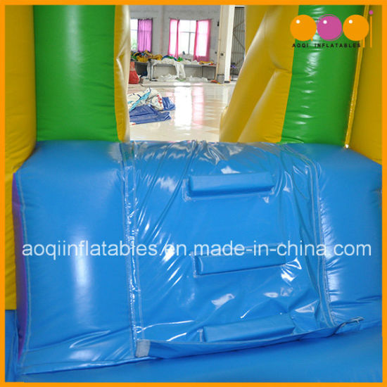 Aoqi Design Inflatable Castles Bouncers with Pool (AQ519) pictures & photos