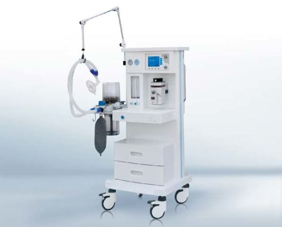 Clinical Lab Medical Used High Quality Multifunctional Anesthesia Machine (YJ-801) pictures & photos