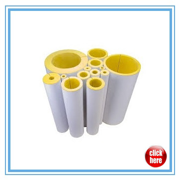 Heat Insulation Fiber Glasswool Pipe/Glass Wool Pipe pictures & photos