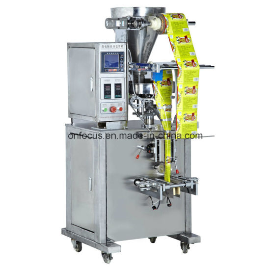 Automatic Packing Machines for Backing Sealing Small Grain Sugar Ah-Klj100 pictures & photos
