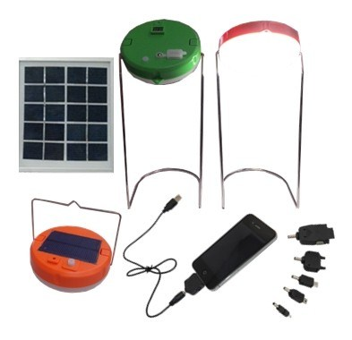 High Quality Portable Solar Lantern for Charge Mobile, Study Light pictures & photos