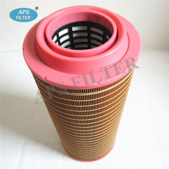 Screw Air Compressor Parts Replacement Air Filter Element 6.2182.0 pictures & photos