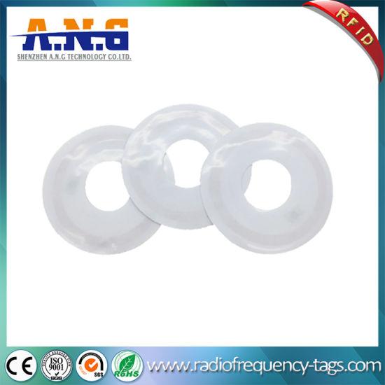 China PVC Programming ATA5577 Lf RFID CD Tags for Asset