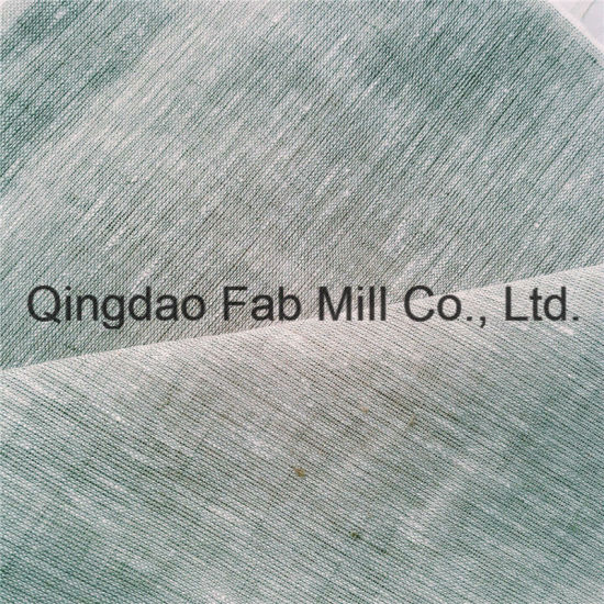 High Quality Pure Linen Fabric (QF16-2534) pictures & photos