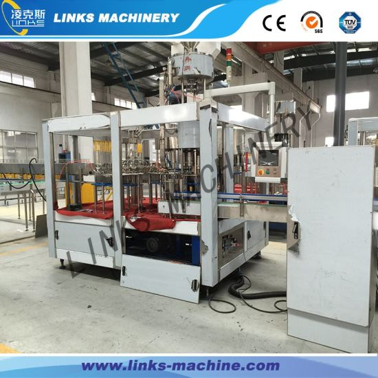 Complete Machine for Bottling Water/for Low Investment Plant