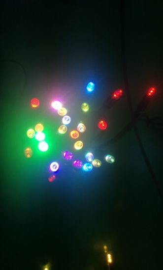 LED String Light, LED Chain Light, Light Chain, Light String pictures & photos