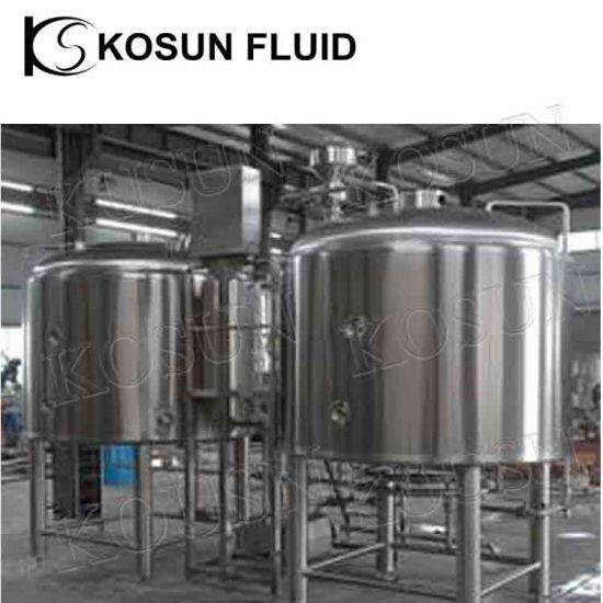 China Stainless Steel Brewery Beer Boiler Tank - China Beer Boiler ...