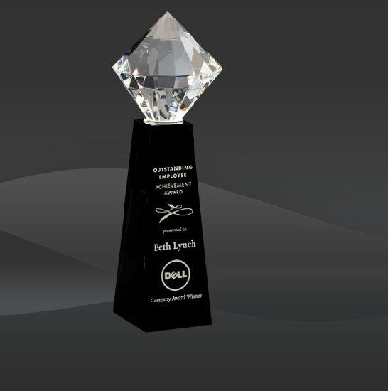China Brilliant Crystal Diamond Award (T-FBT209) - China Award