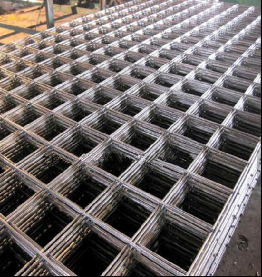 China 6X6 Concrete Reinforcing Welded Wire Mesh/Deformed Bar Steel ...