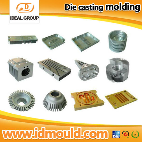 Aluminum Die Casting pictures & photos