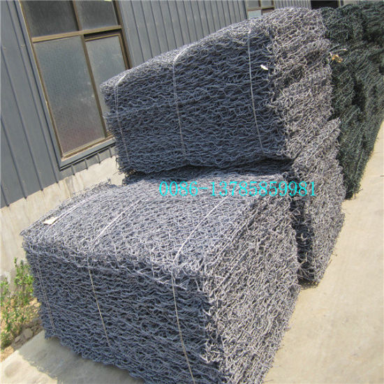 High Quality Hot Dipped Galvanized Gabion Box for Sale (Peaceful) pictures & photos
