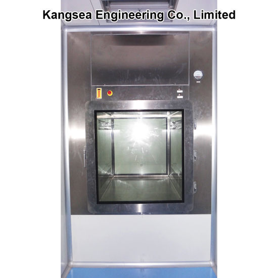 Stainless Steel Pass Box for Material Transfer in Differenet Clean Grade Cleanroom pictures & photos