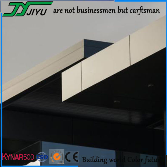 Outdoor Usage and Antibacterial Function Aluminum Composite Panel