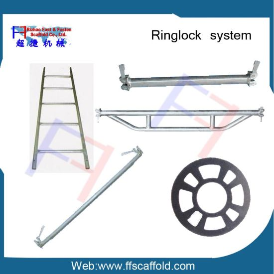 Frame Scaffold Ladder for Scaffolding Frame pictures & photos