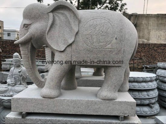 Marble Elephant Indian Handcraft