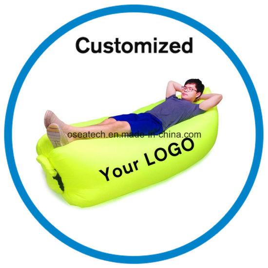 Inflatable Laybag