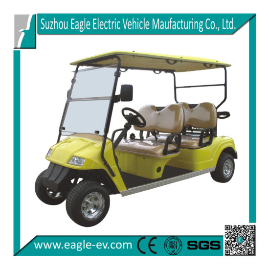 Electric Golf Cart, 4 Seats, CE Approved, EG2048k