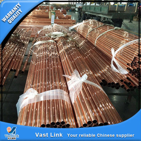 Copper Pipe for Decoration pictures & photos