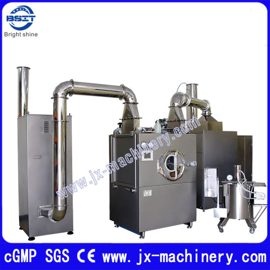 High Speed SS316 Capacity 150kg Tablet Candy Pill Film Coating Machine (BGW) pictures & photos