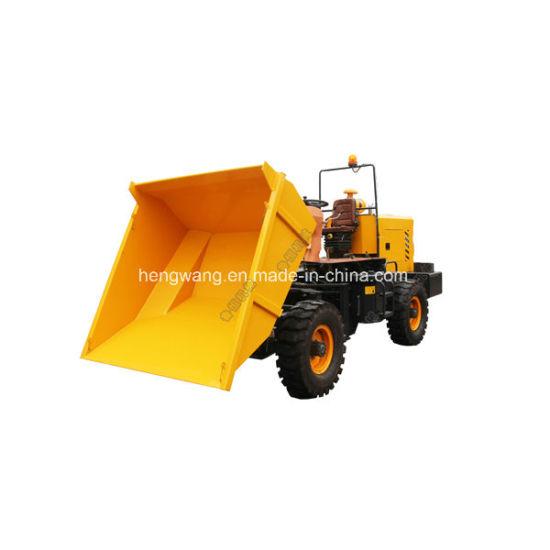 Hot Sale Self-Loading Mini Dumper, Chinese Wheel Loader, Dump Truck for Sale