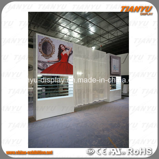 Exhibition Booth Banner : China portable fabric banner stand exhibition display stand booth
