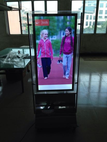 Acrylic Picture Frame LED Display Sign pictures & photos
