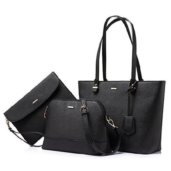 761fbb7601 Shopping Bag 3 PCS Per Set Mummy Bag Ladies Bag Fashion Lady Handbags  Designer Bag PU Leather Handbags Women Bag (WDL0376). Get Latest Price