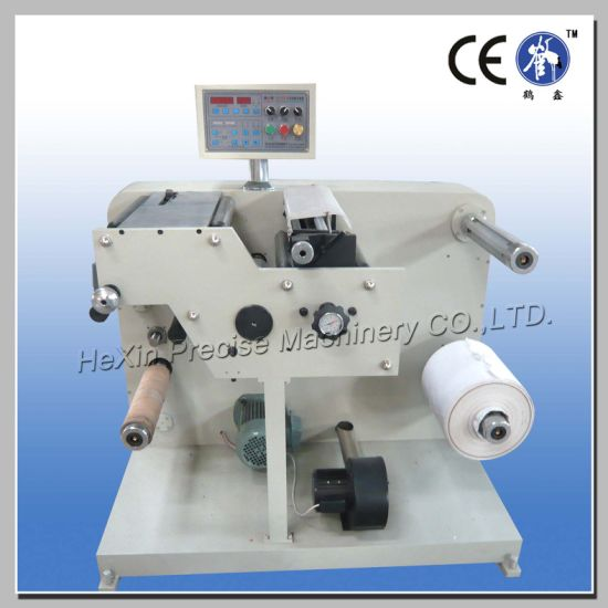 Hx-320fq High Precision Sticker Slitting Machine (Vertical) pictures & photos