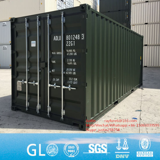 China Shipping Containers for Sale - 6m/20FT and 12m/40FT