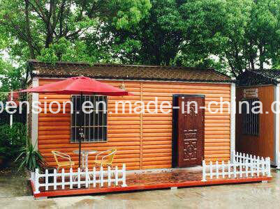 Low Pay Convenient Folding Mobile Prefabricated/Prefab House Coffee Bar pictures & photos