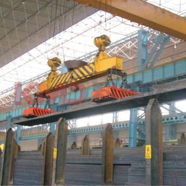 China Leading Manufacturer of Lifting Electromagnet for Billet and Slab