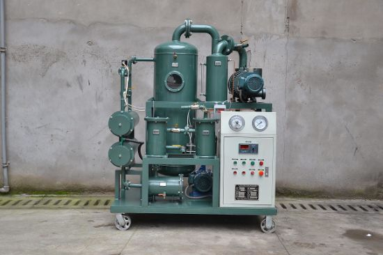 Transformer/Insulating Oil Vacuum Purifier/Filtration/Recycling/Clean (Series-ZYD)