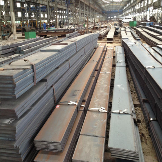 Hot Dipped Galvanized Steel Flat Bar pictures & photos