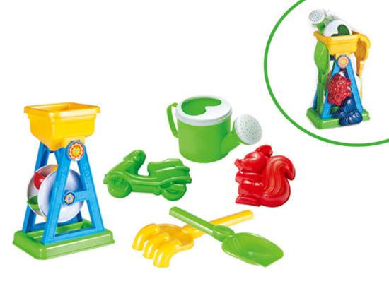 Plastic Summer Sand Beach Toys with En71 (H2471135)