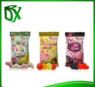 Wholesale Candy Filling Packaging Sealing Machine with Zip Bag
