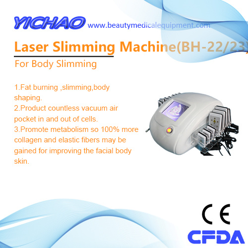 Popular Lipo Laser Cellulite Cut Weight Removal Body Slimming Equipment pictures & photos