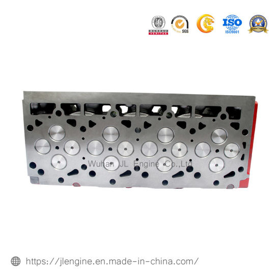 Foton Isf3.8 Cylinder Head Assy with Valves and Spring