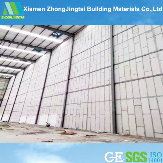 China Construction Material Sandwich Panel Walls Exterior